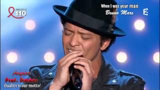 WHEN I WAS YOUR MAN (BRUNO MARS) - LEGENDADO - HD