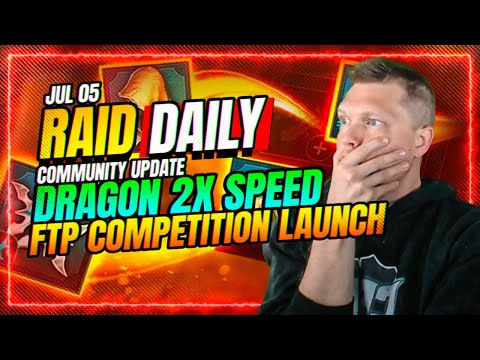 👟 ANOTHER Speed Set Event?! | RAID Shadow Legends