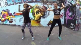 CINTURÃO NEGRO |  choreography by Nastya and Kira