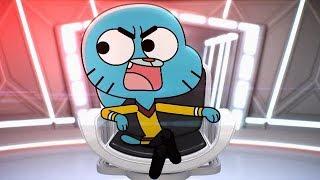 Gumball's Star Trek (Clip) | Amazing World of Gumball - The Stink (Season 6)