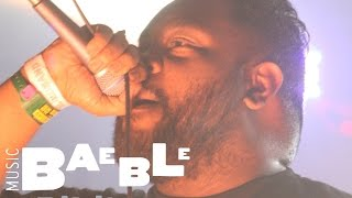 Antwon - 3rd World Grrl - Live from the Hype Hotel 2013 || Baeble Music
