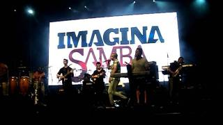 Imaginasamba no  Terreirão do Samba - Me assume ou me esquece - ao vivo