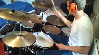 Marionette - Through Veils Drum cover!  [TheAmagaaad]