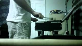 Brendan 3 15 2015 Xylophone solo