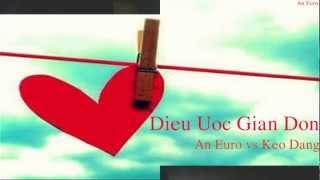 dieu uoc gian don An Euro guitar cover