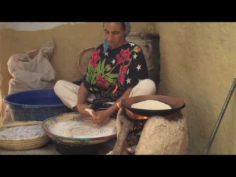 Naturally Morocco Bread Making