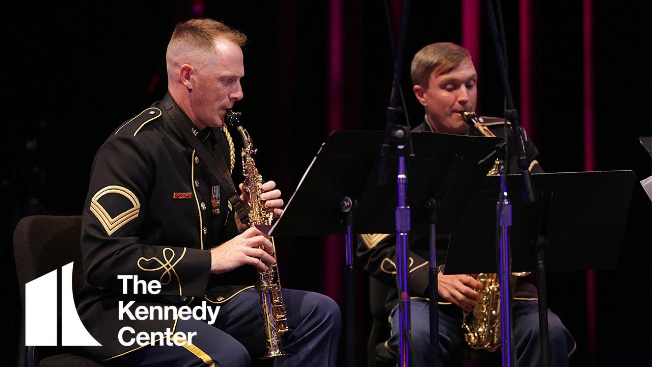 "The U.S. Army Band ""Pershing's Own"" Saxophone Quartet"