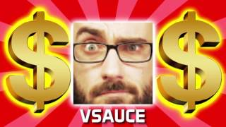 HOW MUCH MONEY DOES VSAUCE MAKE ON YOUTUBE 2017 {YOUTUBE EARNINGS}