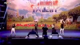 TP4Y - It Will Rain/Surivor  Holland's Got Talent