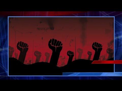 #كشرة_الثامنة: مظاهرات ضد الحكومة #منع_في_الصين