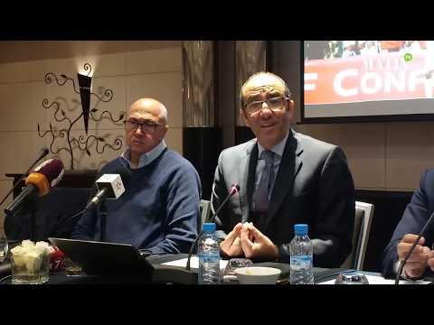 Video : Jawad Ziyat : «Nous n'avons pas fait de folies sur le mercato»