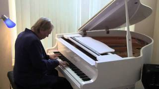 House of the Rising Sun -  Piano Music Cover by Peter Vamos