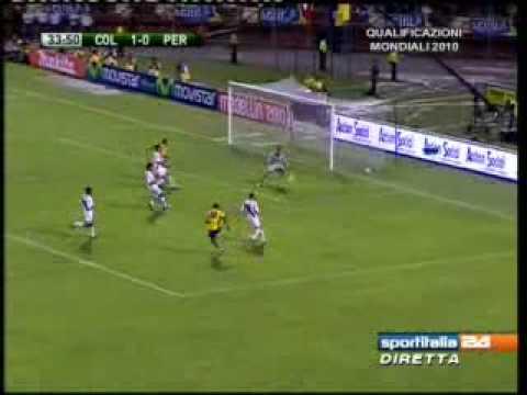 Colombia – Perù 1-0 del 11.06.09