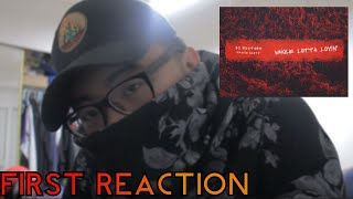 DJ MUSTARD x TRAVIS SCOTT WHOLE LOTTA LOVIN' FIRST REACTION