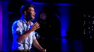 Joe McElderry - When I Need You (Live Alan Titchmarsh Show)