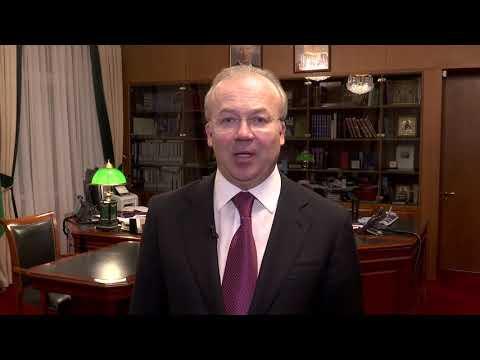 Приветственное слово Премьер-министра Правительства Республики Башкортостан А.Г. Назарова