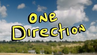 The Simpsons Ft. One Direction