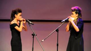 Paganini Duet for violin and viola