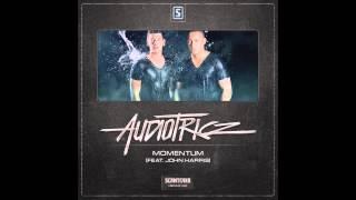 Audiotricz feat  john harris - Momentum (radio edit) 2014
