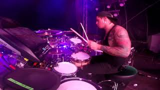 "Shakira, Maluma - Clandestino (Live DrumCam @Bucharest) Miguel Ortiz ""Titi"""