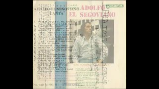 Adolfo el Segoviano   Cassette   1977   10    A mi no me duele na