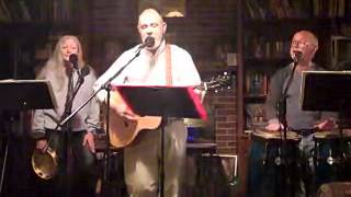 Midnight Train, original song by Larry Cole, performed by The Old Friends Band