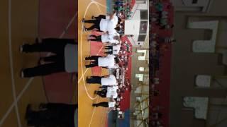 Dança Sênior - Dança do Moinho. I Encontro Pedroleopoldense de Práticas Integrativas Saúde