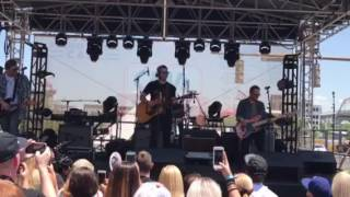 'Man Enough now' performed live Chris Bandi at CMA MUSICFEST 2017