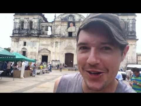 Traveling Nicaragua – Leon Central Park