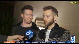 OneRepublic - KTLA interview
