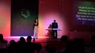 La Gloria de Dios ( Ricardo Montaner) cover cci Kissimmee FL Francisco Kairos con lauren Cardona