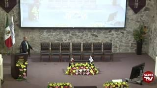 Ceremonia de Investidura Profesor Honorario Asesor Lic. Juan Francisco Ealy Ortíz