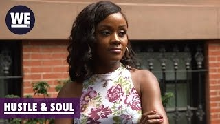 Is Lawrence Keeping Thandi Around for a Hookup? | Hustle & Soul | WE tv