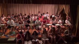 CONCIERTO FINAL DE CURSO 2017 The song of the sun, Mike Olfield