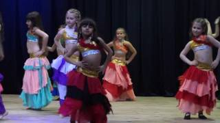 kids belly dance ukraine