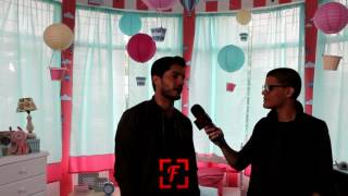 Daniel Elbittar graba nuevo video junto a Chino y Nacho - #Entrevista