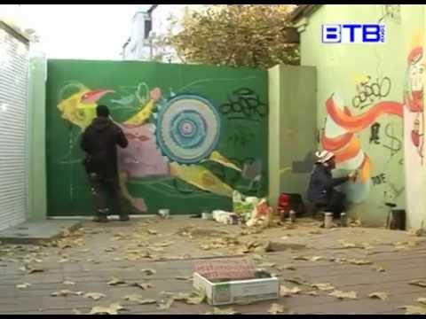 МОЛОДЬ.UA Випуск №69 (Частина 3) Street-art & Muralism in Kherson