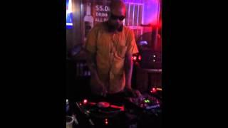 DJ Kalani at the Emerald