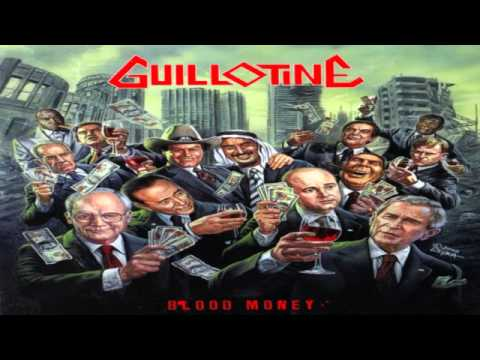 Blood Money de Guillotine Letra y Video