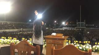 Eu Cuido de Ti (Trecho) - Amanda Wanessa - 10º Congresso de Jovens IEADPE Vitória