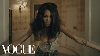 TeyanaTaylor's New Dance Workout Is the OnlyFitspiration You Need   Vogue