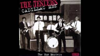 The Jesters - Heartbreak Hotel (Elvis Presley Rockabilly Cover)