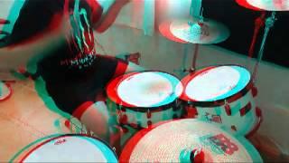 Fitacola - O teu mundo (Drum Cover)