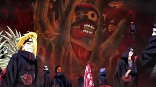 Naruto - Akatsuki Theme Ritual