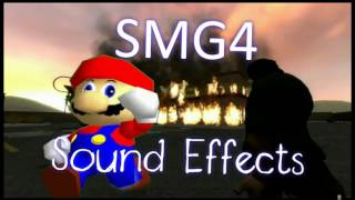 SMG4 SOUND EFFECTS - Thug Life Snoop Dogg Style