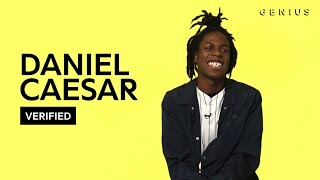 "Daniel Caesar ""Get You"" Official Lyrics & Meaning 