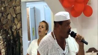 Caboclo Mata Virgem - Tião Casemiro na TUCZ