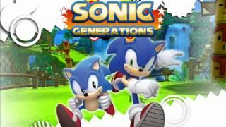 Sonic Generations Music- City Escape (Modern Version)