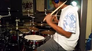 Lecrae - Give In ft. Crystal Nicole (Drum Cover)