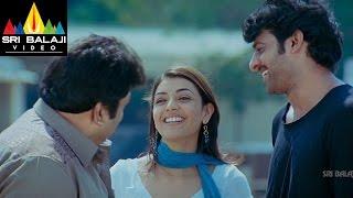 Darling Movie Prabhas Climax Action Scene | Prabhas, Kajal Aggarwal | Sri Balaji Video